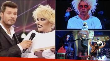 El desquiciado ritmo libre de Nazarena Vélez en ShowMatch. Foto: Captura / Ideas del Sur