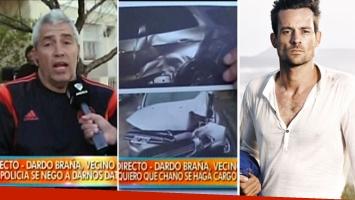 ¡Indignado! Habló una de las víctimas de Chano. Foto: captura de tv.