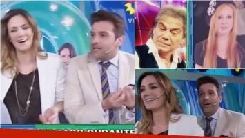 La reacción de José María Listorti por las novedades de ShowMatch. Foto: Captura