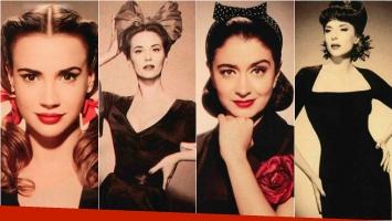 Grandes actrices de nuestro país fueron Mujeres Ramírez. Foto: Caras/ Facebook.com/valmusso