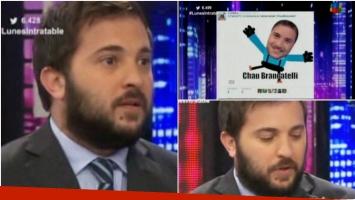 Diego Brancatelli, tras las elecciones presidenciales: