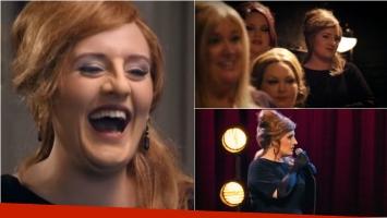 La increíble sorpresa de Adele a sus imitadoras. Foto: Web