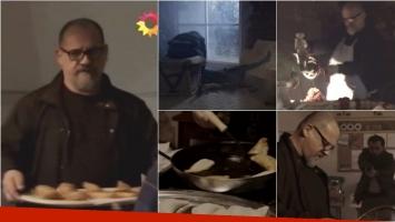Antonio asesina en Signos a su víctima y la termina convirtiendo en empanadas