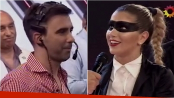 Laurita Fernández en ShowMatch: