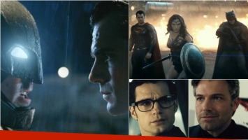 El segundo trailer de Batman vs Superman: El Origen de la Justicia. Foto: Captura