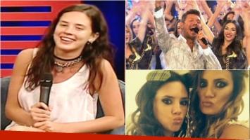 ¿Delfina Chaves se suma al Bailando 2016? Foto: Captura/ Web/ Ideas del Sur