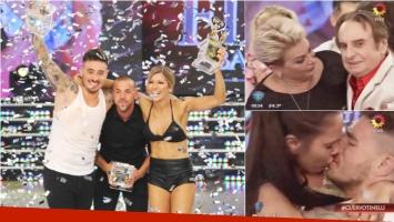 Fede Bal y Laurita Fernández, campeones de Bailando 2015 (Foto: Web)