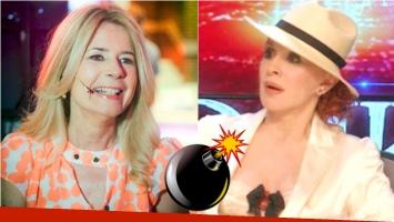 Mercedes Ninci versus Nacha Guevara: