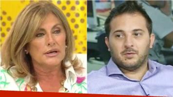 La dura frase de Silvia Fernández Barrio sobre Diego Brancatelli: