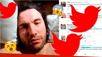 El desagradable tweet de Ergün Demir que terminó eliminando. Foto: Twitter