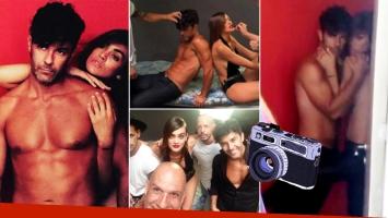 Mariano Martínez, el modelo más deseado: su producción de fotos súper sexy