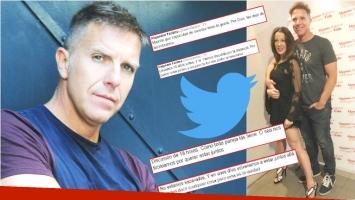 El descargo de Alejandro Fantino tras los rumores de separación con Miriam Lanzoni (Fotos: Web e Instagram)