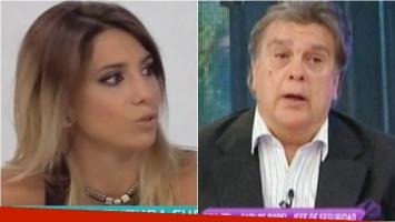 Cinthia Fernández respondió el polémico comentario de Luis Ventura. Foto: Captura