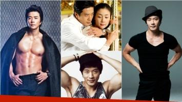 Las fotos más sexies de Kwon Sang Woo, el protagonista de Escalera al cielo. Foto: Web