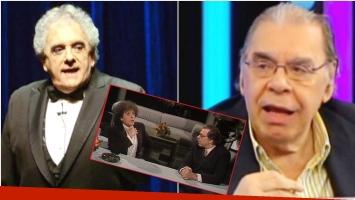 Enrique Pinti y su relación con Antonio Gasalla (Fotos: Captura y Web)