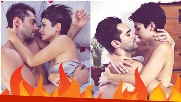 Agustín y Elena le dieron rienda suelta a la pasión en Los ricos no piden permiso (Fotos: Prensa El Trece)