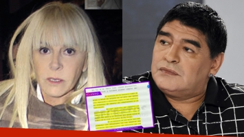 Claudia Villafañe vs. Diego Maradona