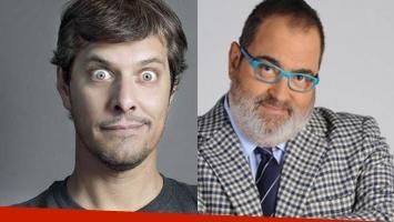 Mario Pergolini y Jorge Lanata