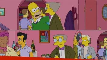 Smithers finalmente contará que es gay en Los Simpson.
