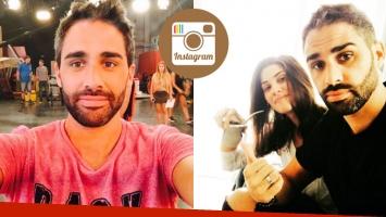 Pollo Álvarez y la foto con Ivana Nadal que despertó rumores de reconciliación.