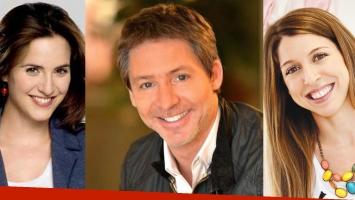 Suar regresa a la TV junto a Julieta Díaz y Florencia Bertotti en Silencios de familia. (Foto: Web)