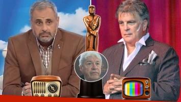 Jorge Rial criticó la organización del Martín Fierro y habló de Luis Ventura