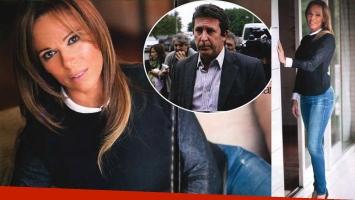 Iliana Calabró reveló que le perdonó una presunta infidelidad a Fabián Rossi. Foto: revista Gente.