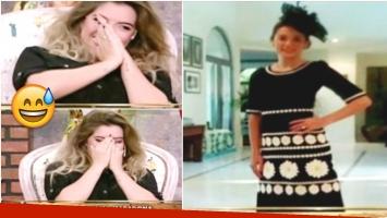 Dalma Maradona tildó de
