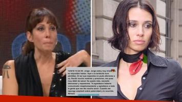 El comunicado de Erica García tras perder su embarazo