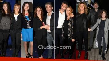 Cumbre de famosos y parejitas top en la premiere del filme de Pablo Echarri y Leonardo Sbaraglia