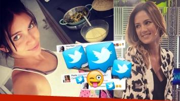 Paula Chaves mandó al frente a Zaira Nara en Twitter