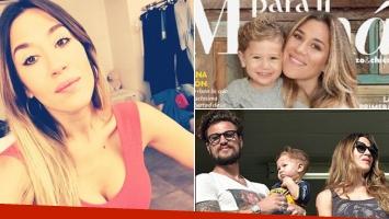 Jimena Barón y una experiencia inédita sobre el parto de su hijo.