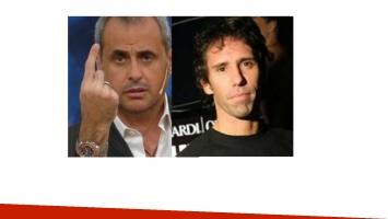 Jorge Rial y un fuerte mensaje para Gastón Portal por Twitter.