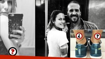 Luli Fernández estrenó tattoos y los mostró en Instagram. Fotos: Instagram