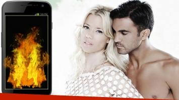 Nicole Neumann admitió que le manda fotos hot a Poroto Cubero. Foto: Web