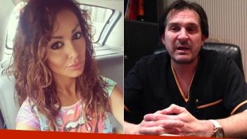 Pamela Sosa y Aníbal Lotocki (Foto: Web)