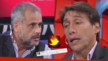 Jorge Rial y Fabián Gianola