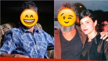 El increíble cambio de look del actor argentino. Foto: Web/ Paparazzi