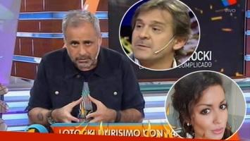 Jorge Rial, durísimo contra Aníbal Lotocki