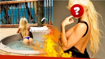 La foto hot de la diosa en un lujoso spa de Miami. Foto: Instagram