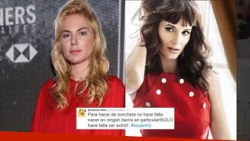 El picante tweet de Esmeralda Mitre para Griselda Siciliani. (Foto: Web)
