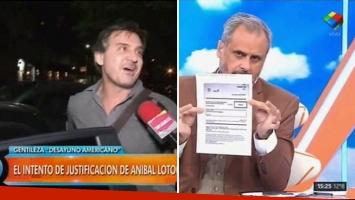 La picante respuesta de Jorge Rial a Aníbal Lotocki