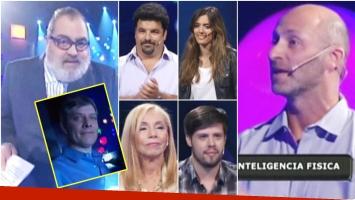 Así fue el comienzo de El argentino más inteligente, el nuevo programa de Jorge Lanata (Fotos: Captura)