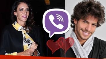 Luciana Aymar y Michel Gurfi (Foto: Web)