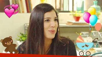 La sentida confesión de Andrea Rincón sobre la maternidad (Foto: Captura)