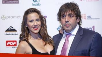Julieta Camaño está embarazada de un varón