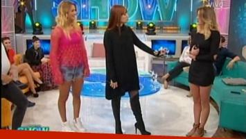 Matilda Blanco calificó los looks de Florencia Vigna y Micaela Viciconte