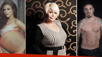 Carmen Barbieri lanzó fortísimas acusaciones contra Nazarena y Barbie Vélez, y defendió a Fede Bal. (Foto: Web)