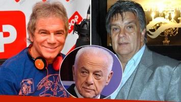 Beto Casella, contra Luis Ventura por un homenaje a Gerardo Sofovich en los Martín Fierro
