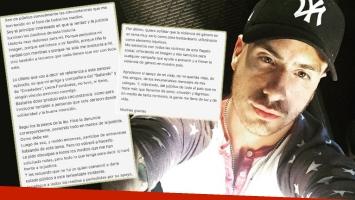 El comunicado de Federico Bal tras el testimonio de Barbie Vélez en Intrusos (Foto: Twitter e Instagram)
